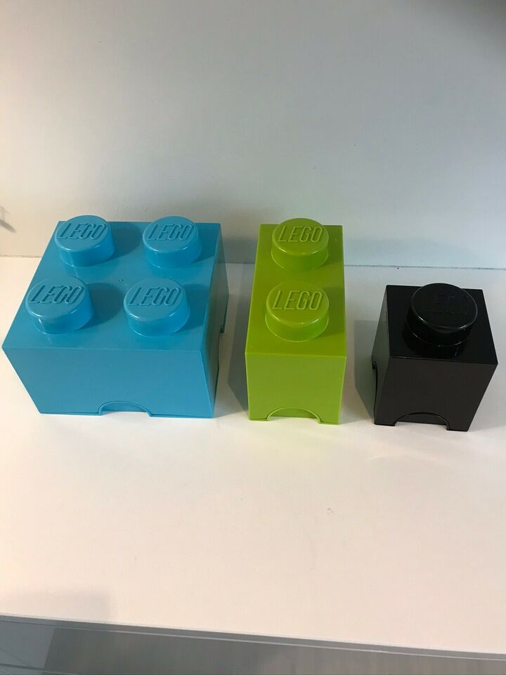 Lego andet, Lego opbevaringskasser