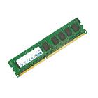 RAM Mémoire 240 Pin Dimm - 1.5v - DDR3 - PC3-8500 (1066Mhz) - Unbuffered ECC