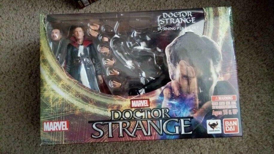 SH Figuarts Dr. Strange, ingen effekt