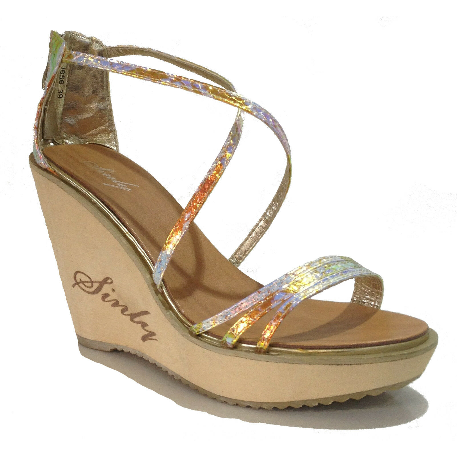 be2a635647 FRYE NAOMI STRAPPY LEATHER T-STRAP SANDALS - PINE NEEDLE - - - 6.5M ...