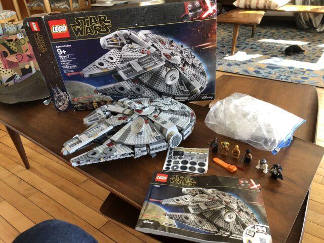 LEGO Millennium Falcon Star Wars TM (75257)Assembled Complete w/box