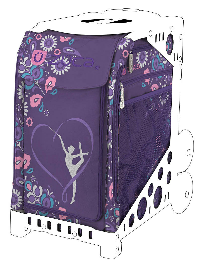 ZUCA Sports Insert Bag - GYMNAST - No Frame