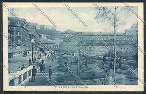 Napoli-Litoranea-cartolina-D5776-SZD