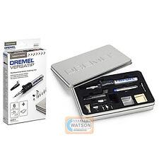 DREMEL Multi Power Tool 2000-6 Versatip Gas Torch Soldering Iron & Welding Kit