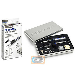 DREMEL-Multi-Power-Tool-2000-6-Versatip-Gas-Torch-Soldering-Iron-Welding-Kit