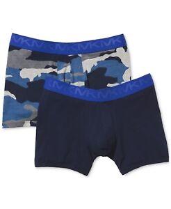 031a6b0dc Men Underwear Modern Fit Stretch Factor Boxer Brief 2 Pak Michael ...