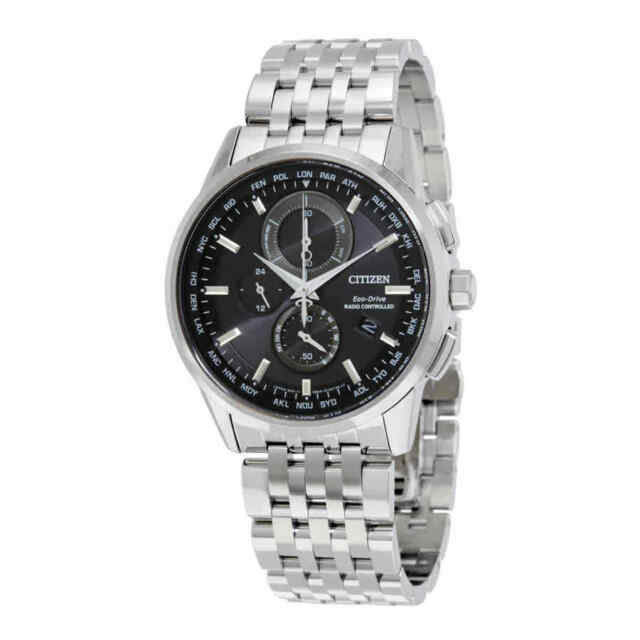 Citizen World Chronograph A-T Eco-Drive Men's Watch AT8110-53E