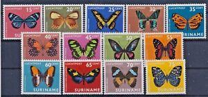 Surinam-623-35-postfrisch-Schmetterlinge-6788
