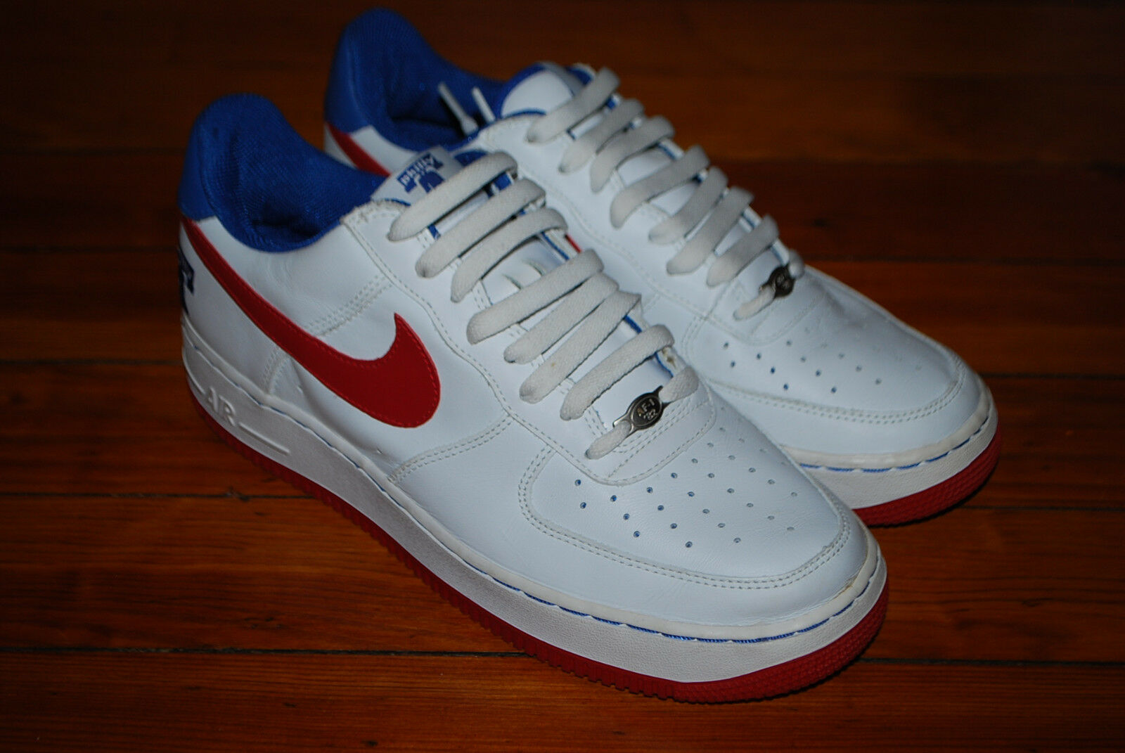 newest e59e9 bf225 85%OFF Limited Edition Nike Air Force 1 AF1 Philly Sneaker (9) 306353