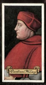 Tobacco-Card-Carreras-CELEBRITIES-OF-BRITISH-HISTORY-1935-Cardinal-Wolsey-6