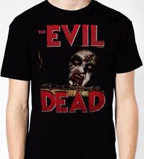 THE EVIL DEAD HORROR ZOMBIE T-shirt  S-M-L-XL-2XL available