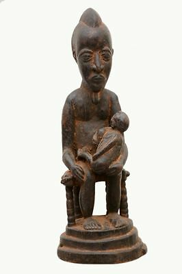 2019 Neuestes Design 19) Baule Figur Asie Usu Blolo Bian Männlich / Statuette Baoule / Baule Figure Zu Den Ersten äHnlichen Produkten ZäHlen