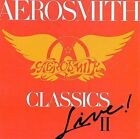 Classics Live!, Vol. 2 by Aerosmith (CD, Feb-2008, Columbia (USA))
