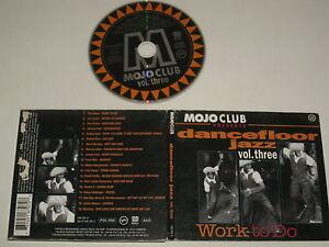 VARIOUS-ARTISTS-MOJO-CLUB-PRESENTS-DANCEFLOOR-JAZZ-VOL-3-MOTOR-516-797-2-CD