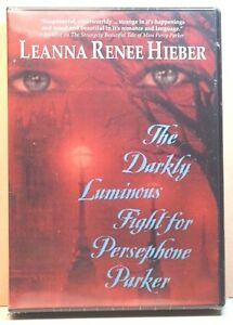 Darkly-Luminous-Fight-for-Persephone-Parker-audio-book-11-CDs-Hieber-fantasy-new