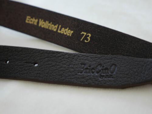 Cintura Designer Jeans per-Nuovo-vollrindled Taglia 90-Marrone-MEGA PREZZO!