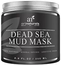 ArtNaturals® Dead Sea Mud Mask for Face, Body & Hair 8.8 oz, 100% Natural