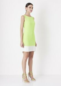 New-George-Shift-Dress-in-Lime-Size-12-RRP-199
