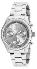 Invicta Women's Angel Chronograph Analog Quartz 100m Stainless Steel Watch 20265
