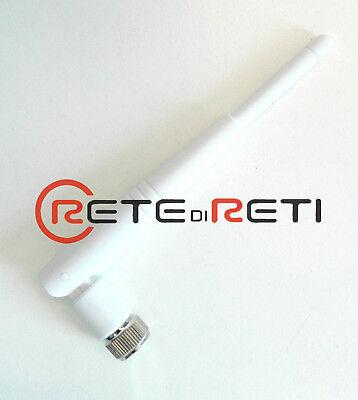 Marchio Popolare Hp Wireless Wi-fi Omni-directional Antenna Rp-sma Conector - New