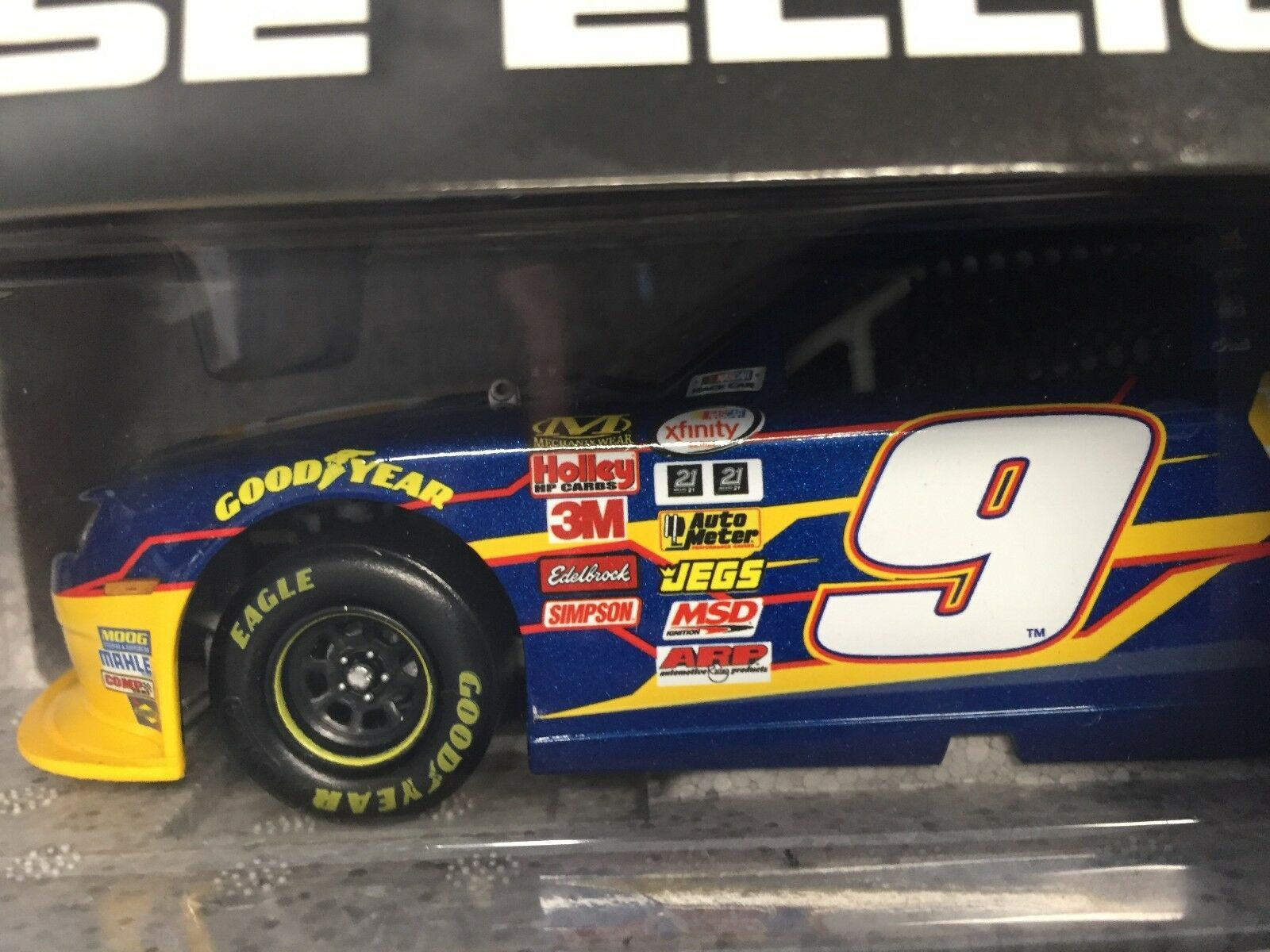 Action 1 24   Chase Elliott   NAPA NAPA NAPA   Autographed   2015 Chevy   1 of 2,965 3cf073