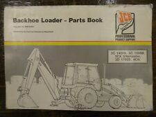 JCB 1400b 3cx 1550b 4cn 1700 Parts Manual Book Catalog ... on
