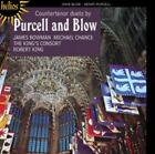 Countertenor Duets by Purcell and Blow (2014)