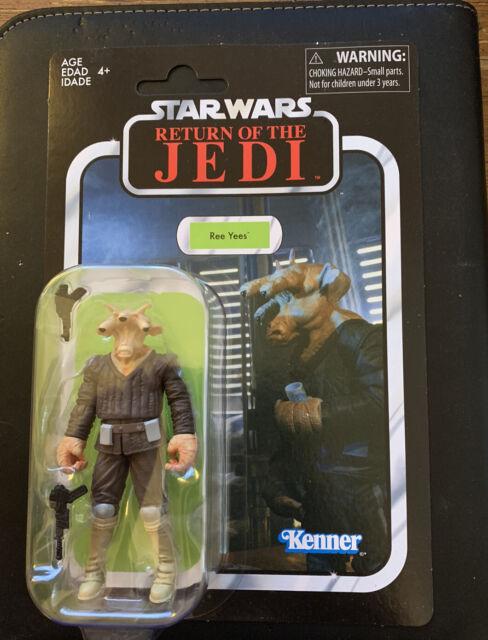 Star Wars Tvc Return Of The Jedi Ree Yees