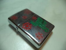 ZIPPO ACCENDINO LIGHTER  HAPPY NEW YEAR  RARE NEW COLLEZIONE 8