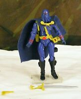 GI JOE 25th anniversary Cobra Commander v34 comic pack 2008 action figure