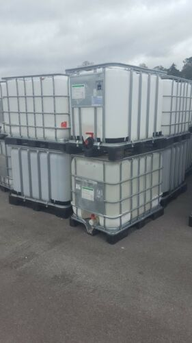 IBC Used 600 Litre Easily Cleanable.