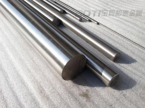 one lengh 320mm #E0G22  GY 2 pcs Titanium Grade 5 Rod OD 25mm Length 250mm