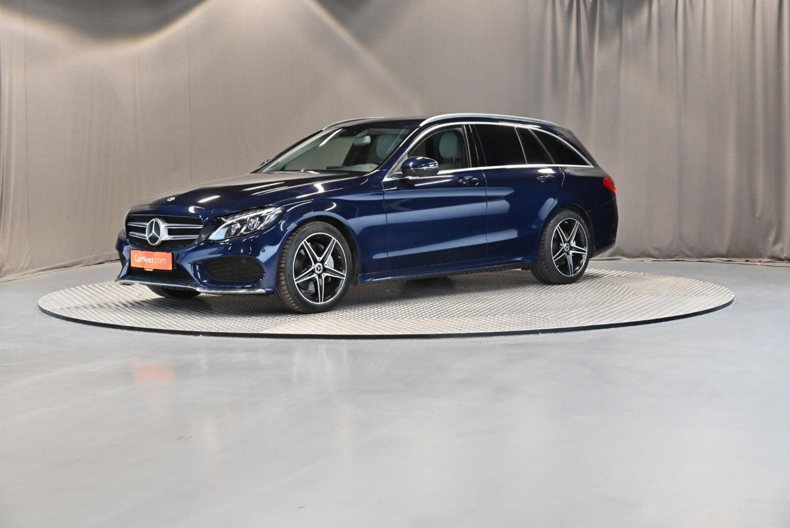 Mercedes C220 d 2,2 Edition C stc. aut. 5d - 369.900 kr.