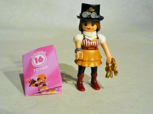 Playmobil Girls ** Serie 16 **  Steampunk Figur 70160 NEU