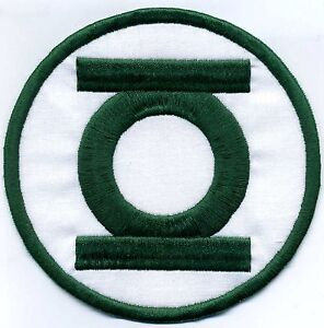 5-034-Green-Lantern-Corps-Classic-Style-Embroidered-Iron-on-Patch
