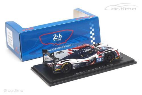 Ligier JS p217-Gibson 24h Le Mans 2018-Albuquerque//Di Resta//Hanson-Spa