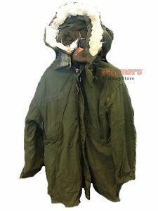 Military Cold Weather Parka