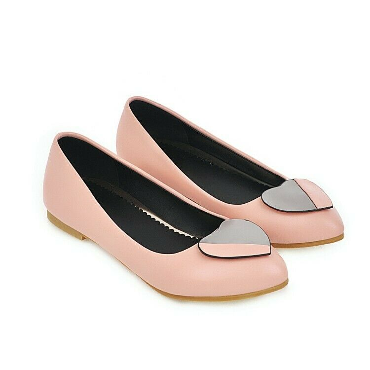 Womens Pointed toe Flats Slip on Loafers Casual Work Pumps Boat Shoes Gomminos z