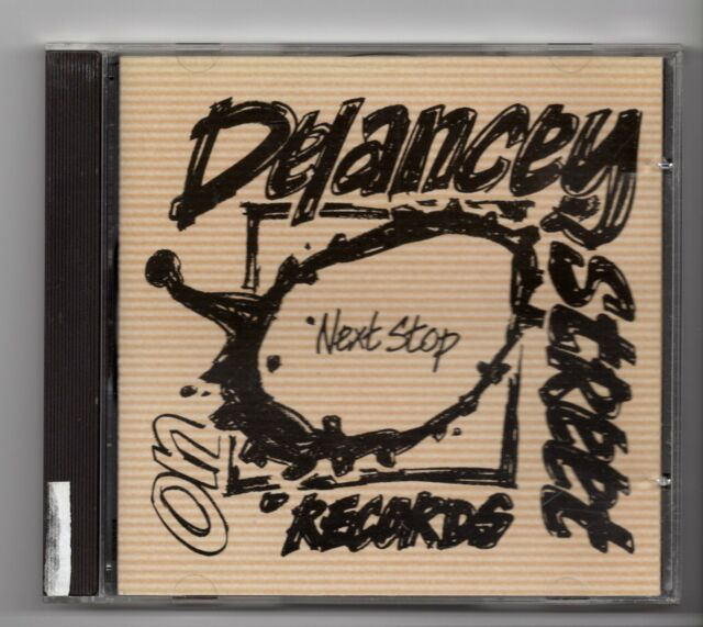 (JE58) Delancey Street, Next Stop, mixed by Bel - 1996 CD