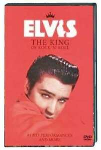 Presley-Elvis-King-Of-Rock-amp-Roll-Nuovo-DVD