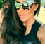 Cat-Eye-XXL-Princess-Barbie-Pink-OVERSIZED-FULL-MIRROR-Women-Sunglasses-LIM