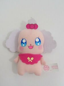 KiraKira-Pretty-Cure-A-La-Mode-Precure-Pekorin-Bandai-2017-Plush-4-5-034-Toy-Doll