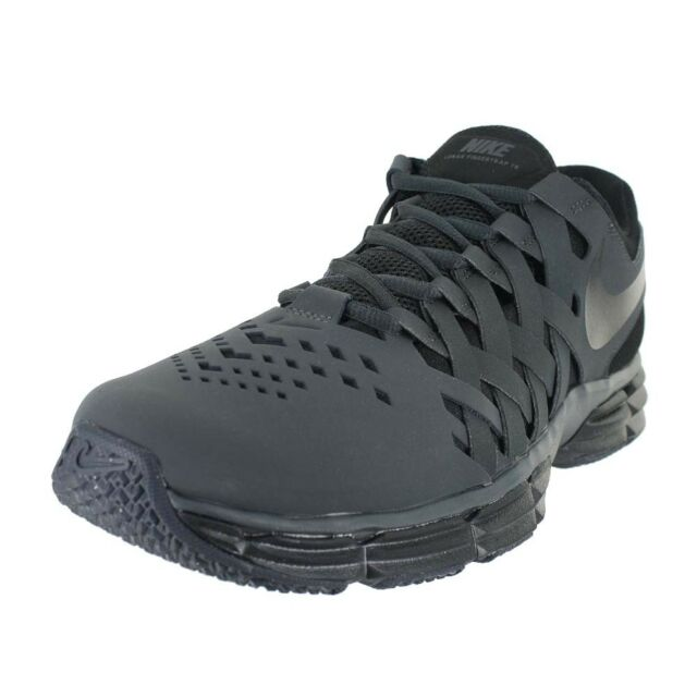 a58dd181486b Nike Lunar Fingertrap TR Black Anthracite Training Shoes Sz 9.5 for ...