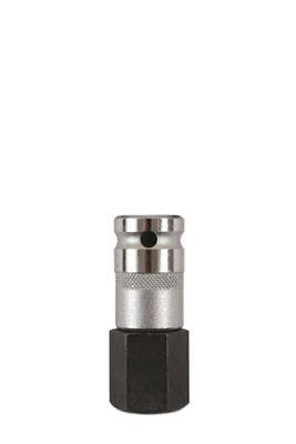 LASER TOOLS 6100 24mm 1/2 Drive Allen Bit Hex 6 Sided Socket ( 65mm Length )