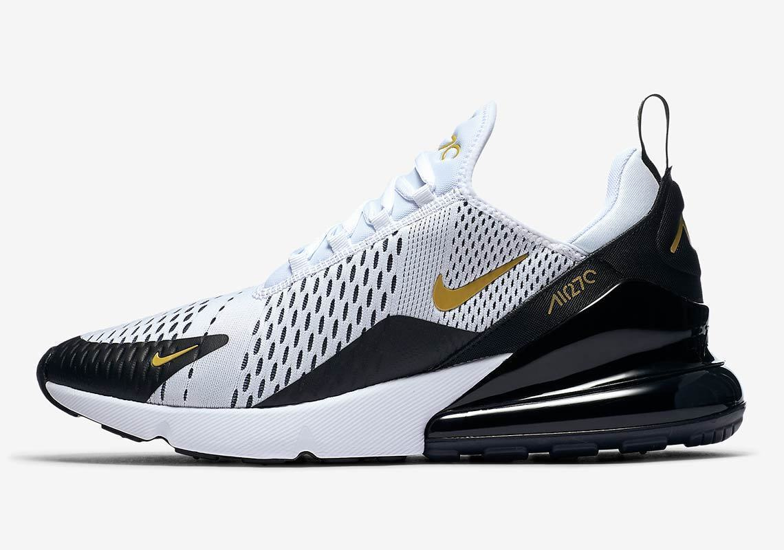 Homme Authentique Nike Air Max 270 Pointure Chaussures 7.5-14