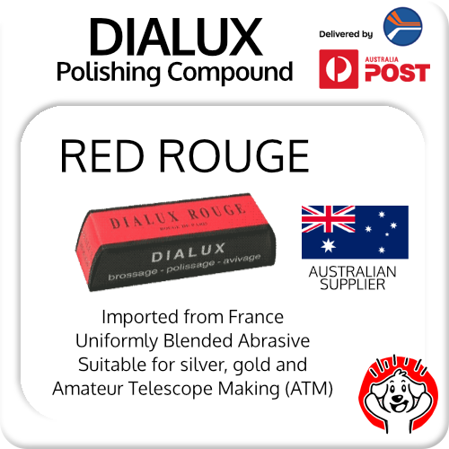 4 Oz Dialux Yellow Compound Jewelry Making Metal Polishing Cleaning Abrasive Finishing