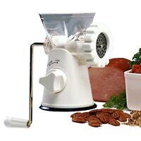 Norpro Meat Grinder Food Mincer Pasta Sausage Maker Wheel Stainless Steel Blades on sale
