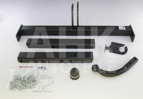 Für Audi A4 B8 Avant Anhängerkupplung starr+ES 7p ABE