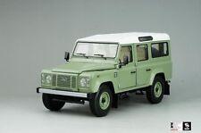 Car Model Land Rover Defender 110 Heritage Edition - 2015 1:18 (Green) + GIFT!!!