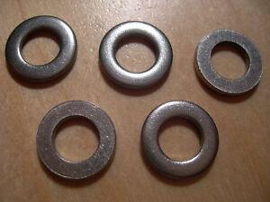 5mm x 20 od RONDELLA DI RIPARAZIONE IN ACCIAIO INOX a2 Confezione da 50